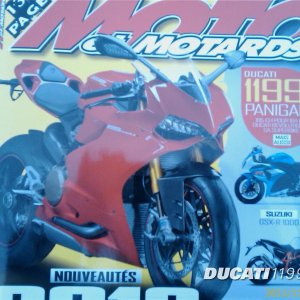 1199 on Magazine Cover