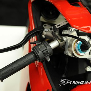 2012 Ducati 1199S at Seattle Motorcycle Show