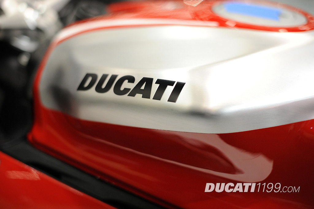 2013 Ducati 1199R Motorcycle Show